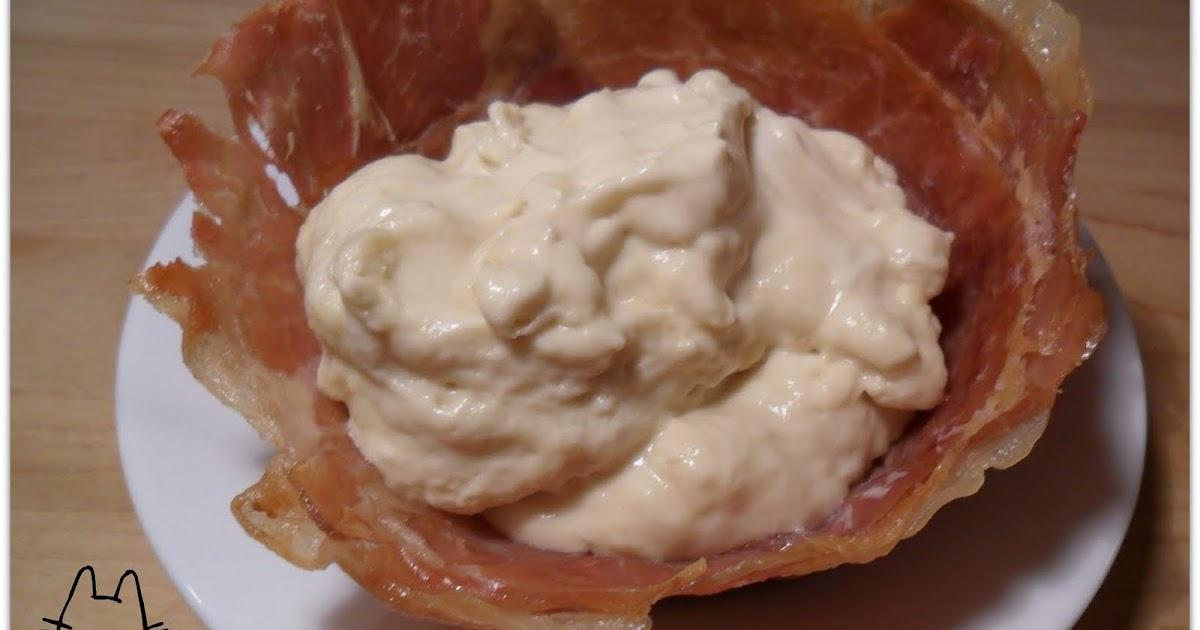 La t te dans le chaudron daring bakers 4 mousse l 39 rable dans un bol de proscuitto - Mousse dans les urines ...