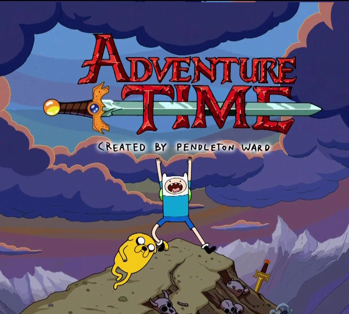 Top Cartoon and Comic: Adventure Time