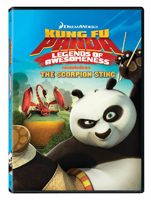 Kung Fu Panda: Legends of Awesomeness: The Scorpion Sting