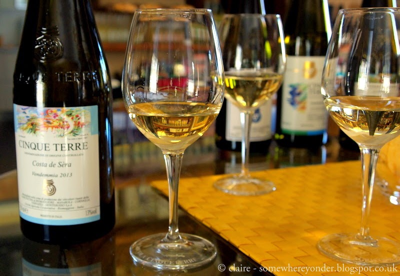Wine tasting in Groppo - Cinque Terre