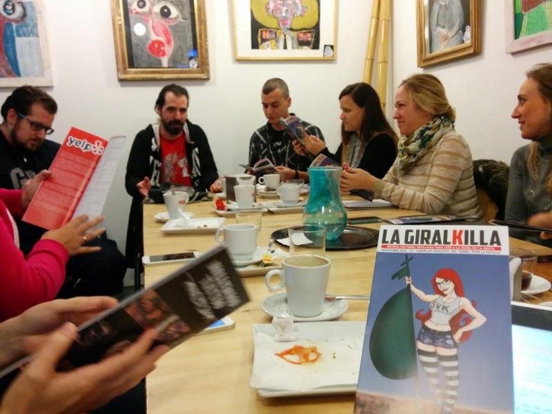 Sunrise Blog Club con Adrik y la Giralkilla