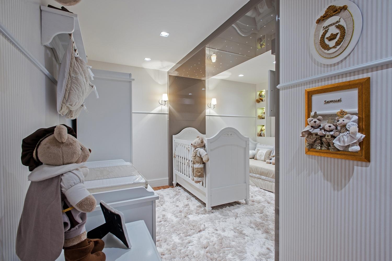 Suíte bebê menino em tons de bege branco e azul maravilhosa #604836 1500x998 Banheiro Branco E Bege