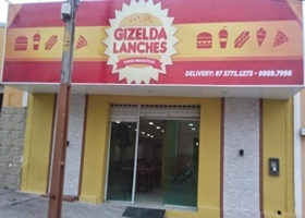 GIZELDA LANCHES