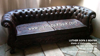 Mebel klasik sofa klasik set tamu mewah sofa set tamu 311 sofa jok 211 imintasi kulit