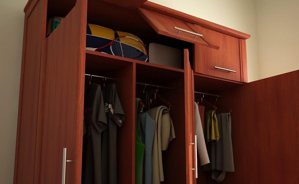 Af arquitectura y mobiliario closet en madera for Zapateras para closet madera