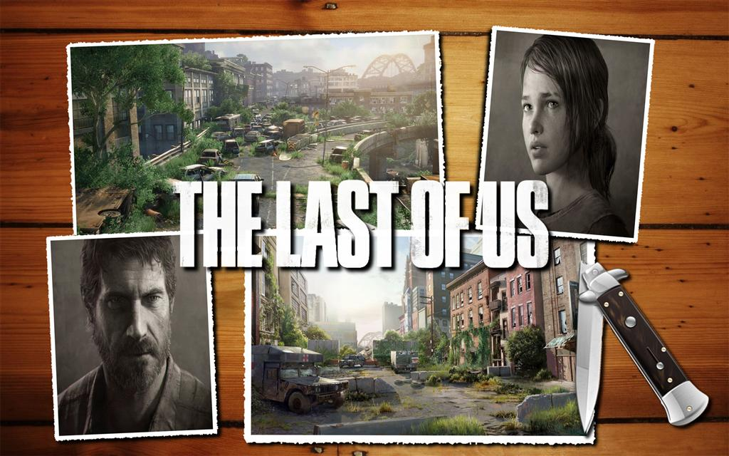 The Last of Us HD & Widescreen Wallpaper 0.470717584060269