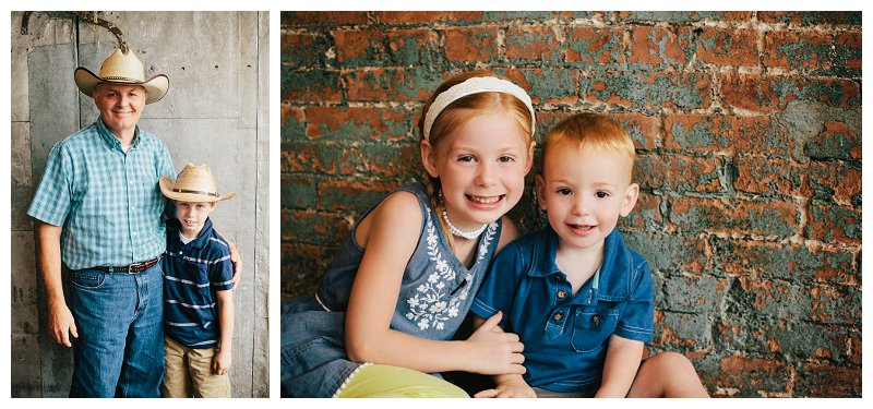 Extended Family Portraits in McKinney, Texas by Mary Cyrus Photography