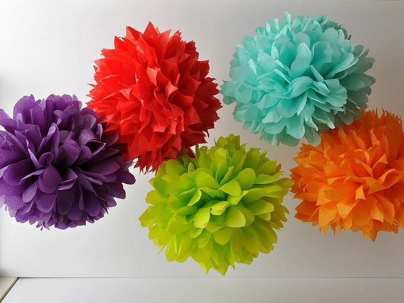 Ashtonishing do it yourself paper pom poms do it yourself paper pom poms mightylinksfo