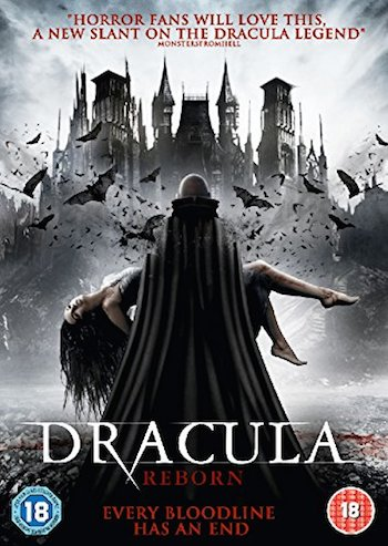 Dracula Reborn 2015 Full Movie Download