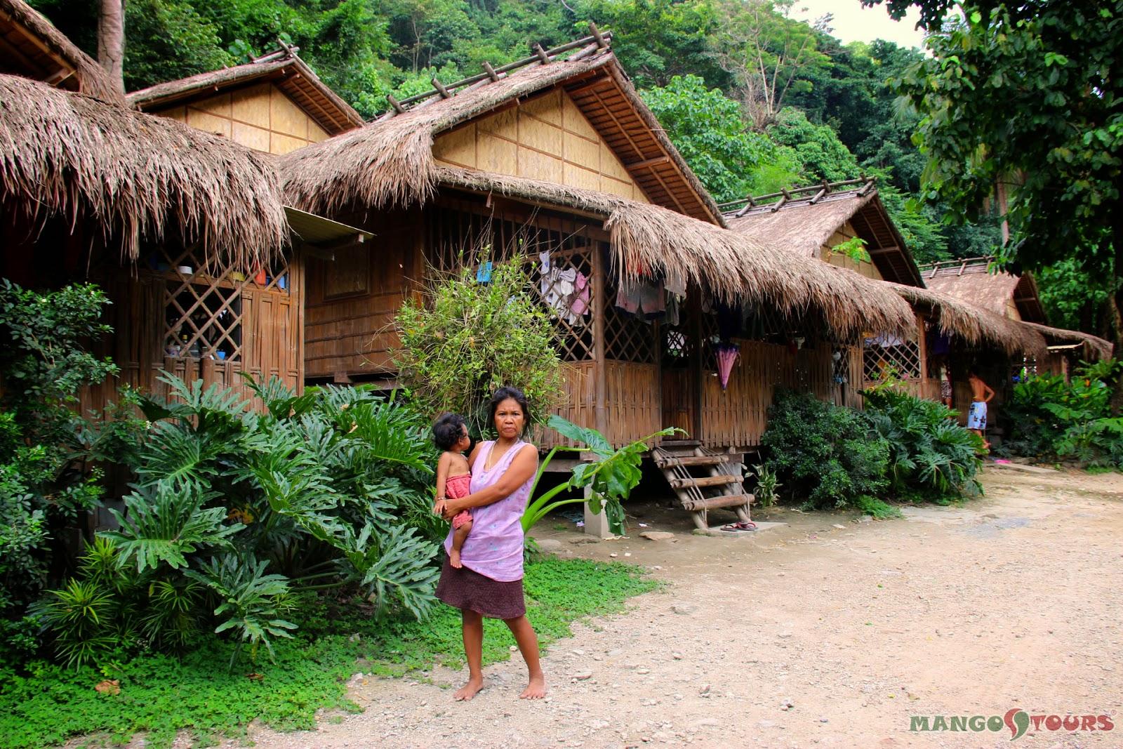 Puerto Galera Buri Resort & Spa Mango Tours Philippines Mangyan Village