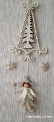 Kerstboom feetje