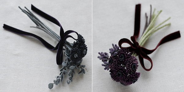 crochet art, crocheted flowers by Itoamika Jung-jung