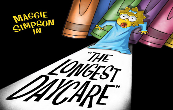 "Maggie Simpson in ""The Longest Dayc..."