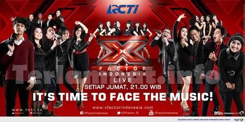 Eliminasi X Factor 2013