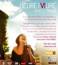 El món vitivinícola català present al Club de Cultura TR3SC