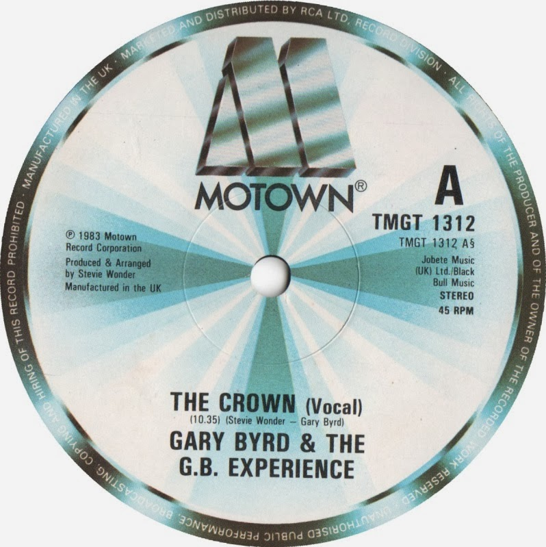 Gary Byrd And The GB Experience The Crown