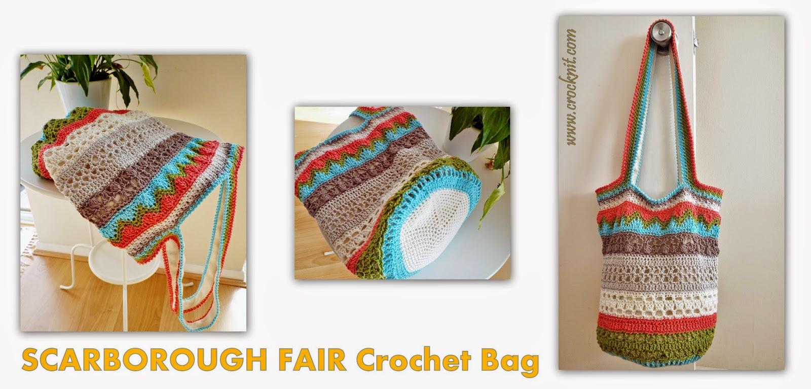 SCARBOROUGH FAIR Crochet Bag