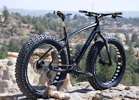 Fat bike is unique bike