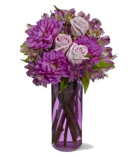 jarrones de flores para imprimir