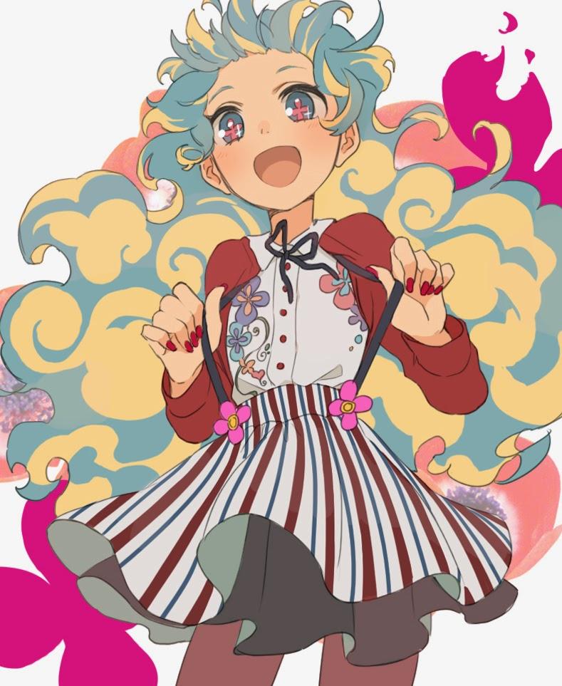 gurren lagann,anime girl,anime wallpaper