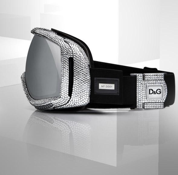 D&G ski Goggles