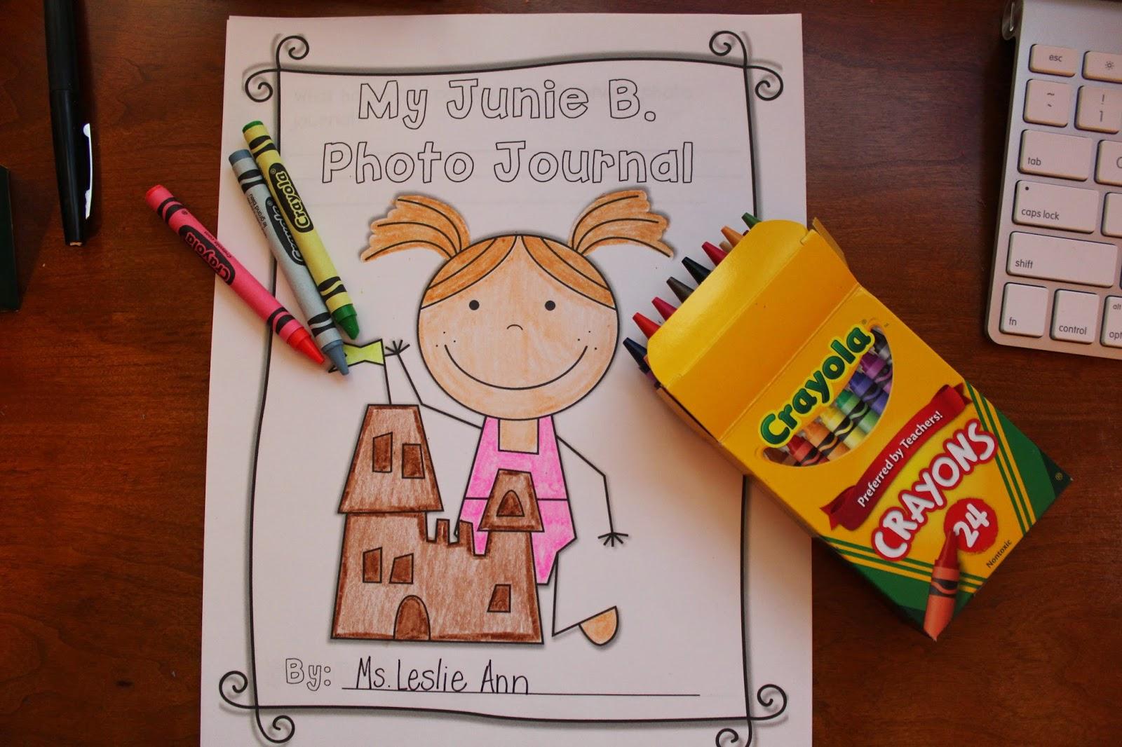 Life in First Grade: Junie B. Jones Aloha-ha-ha! Activities