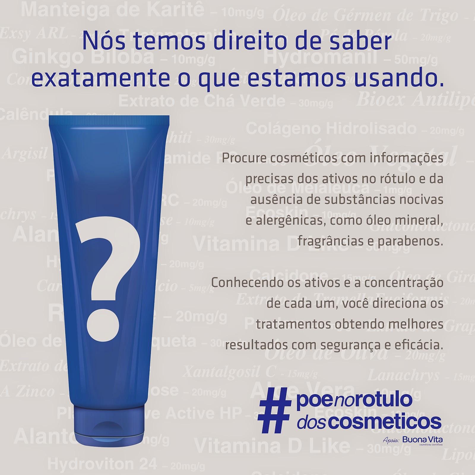 #poenorotulodoscosmeticos