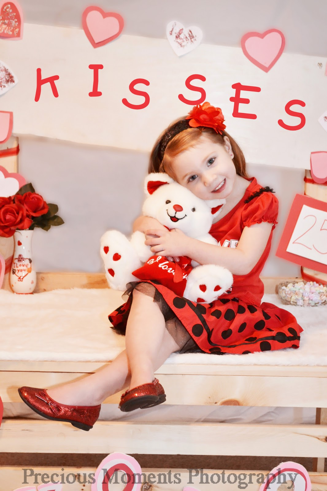 Precious moments photography valentine s day ad