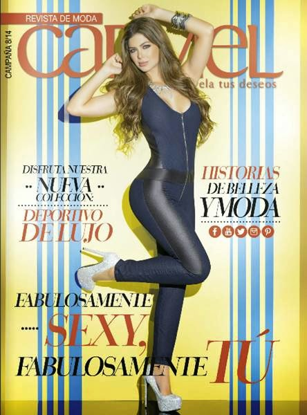 catalogo carmel moda C-8 2014