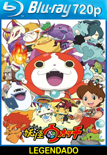 Assistir Youkai Watch Legendado Online