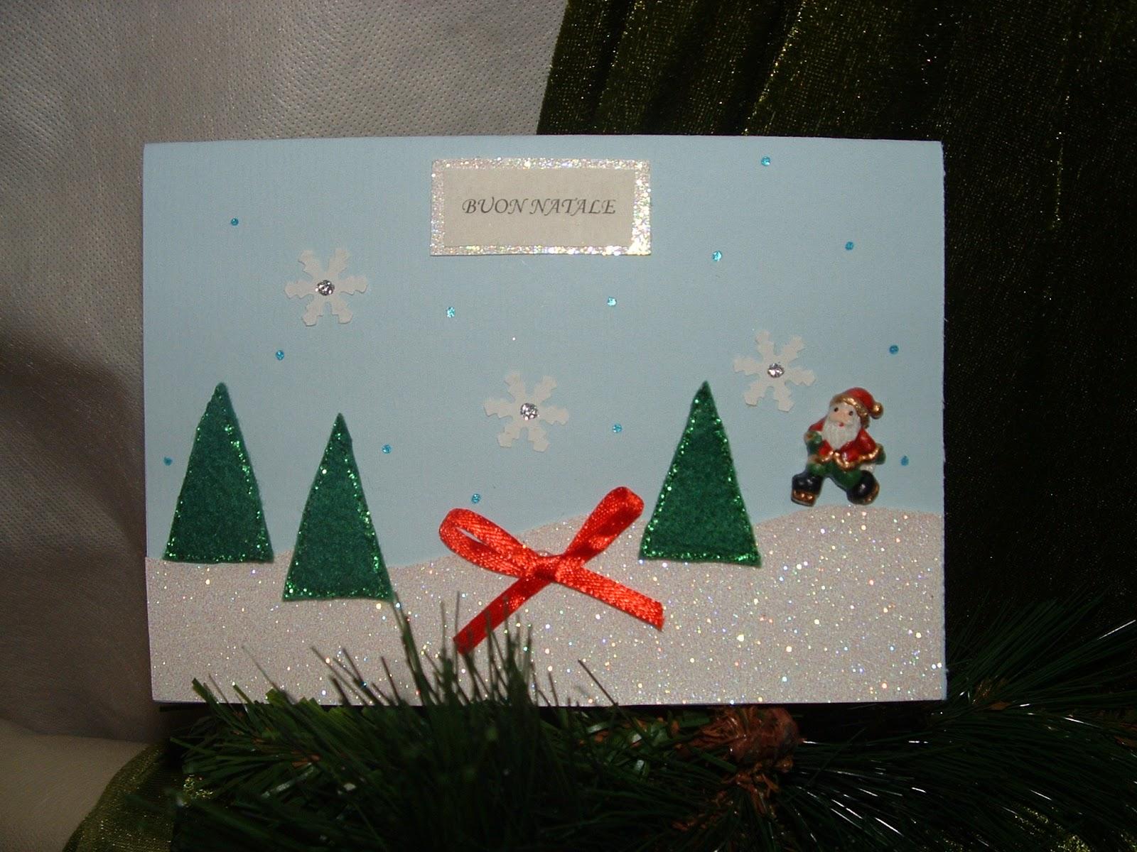 Il bruco bigliettini natalizi per la scuola dell 39 infanzia for Addobbi di natale per bambini scuola infanzia