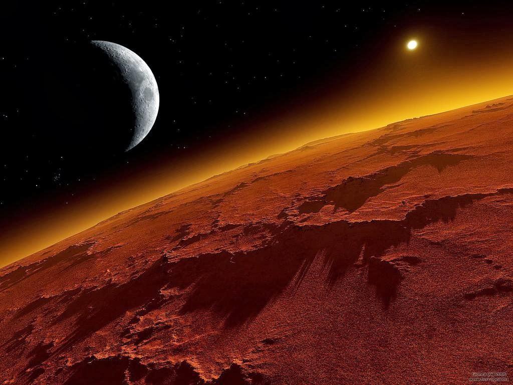 Resultado de imagen de Grandes colonias extraterrestres