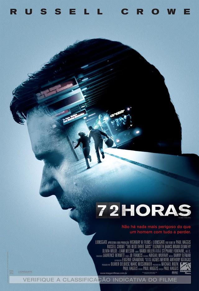 72 horas (The next three days) - FILME