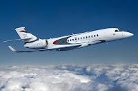 Falcon 5X : Dassault présente la Rolls du ciel des affaires