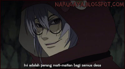 Naruto Shippuden 307 Subtitle Indonesia