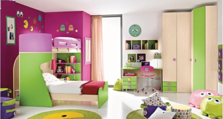 Dormitorios infantiles recamaras para bebes y ni os - Habitaciones infantiles unisex ...