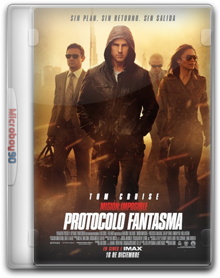 Mission: Impossible – Ghost Protocol (2011) 720p BRRip Latino-Ingles