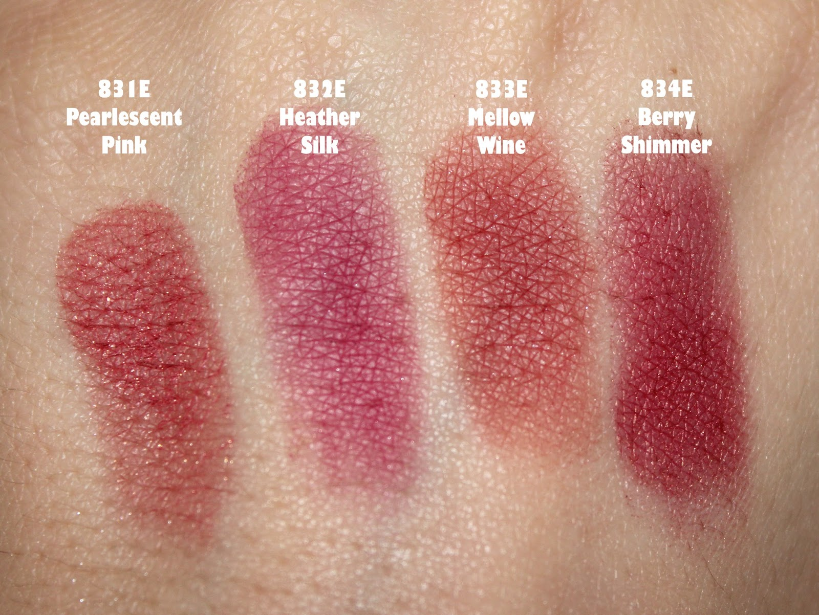 Luhivy s favorite things wet n wild coloricon blushers review and