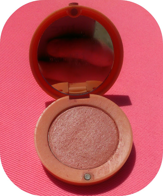 Bourjois Cream Blush in 01 Nude Velvet