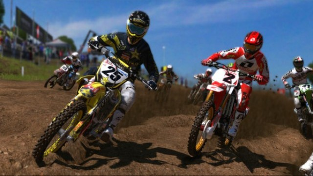 MXGP Motocross PC Games Gameplay