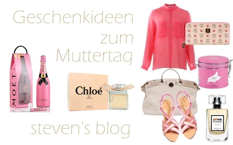 Stevenschauer Geschenkideen Zum Muttertag