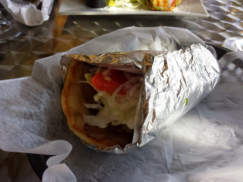 watch me eat: krazy greek kitchen in lake mary, fl
