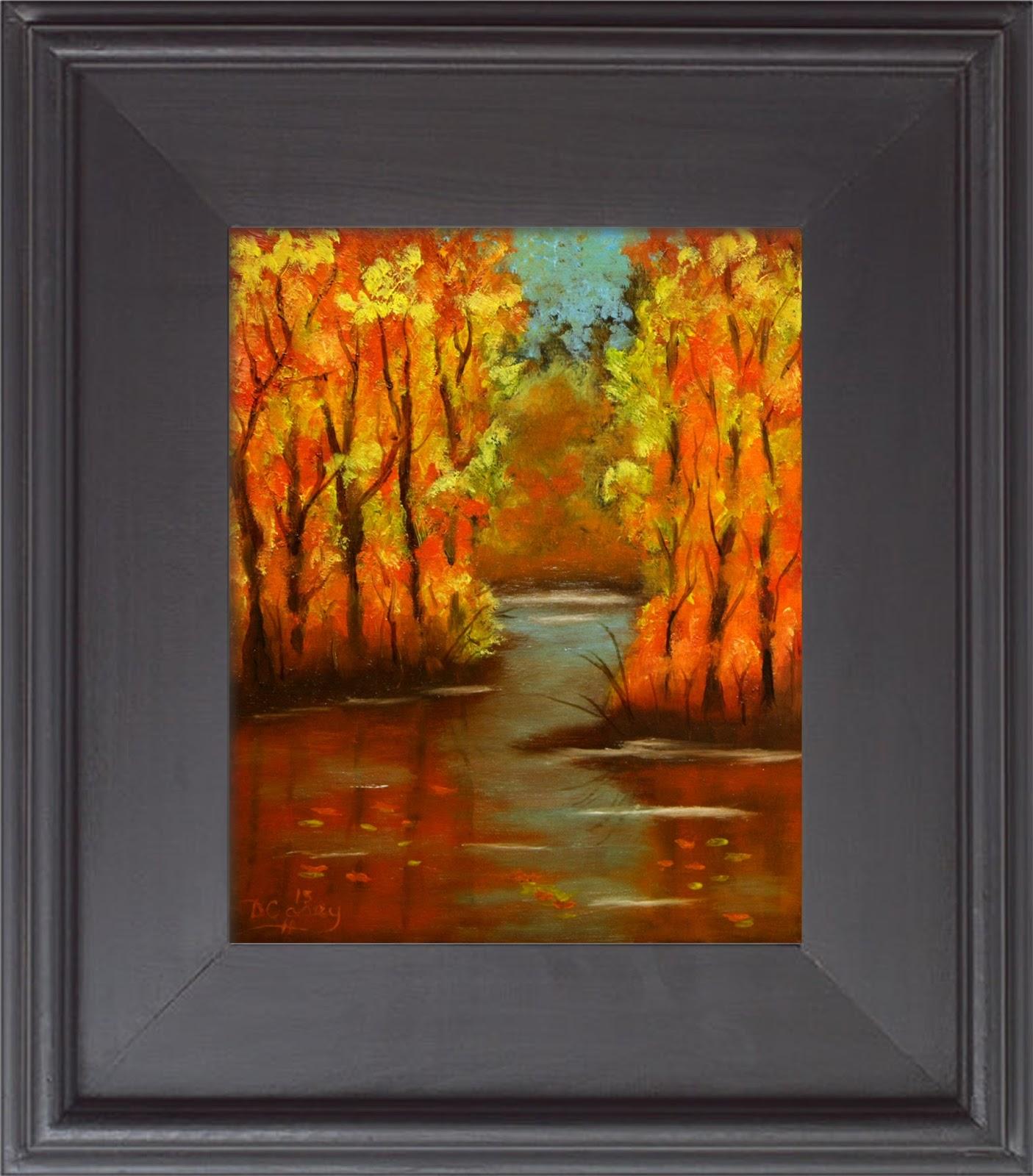 150208 - Autumn Landscape 001a 10x8 oil on linen panel - Dave Casey - TheDailyPainter.jpg