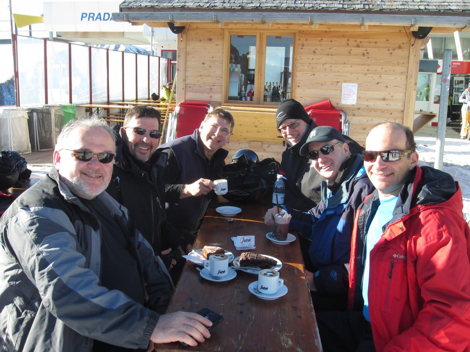 Alpha Omega Ski Seminar Janualry 2017 Madonna di Campiglio, Italy