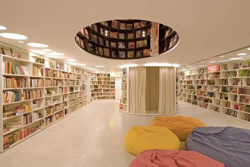 Livraria underground