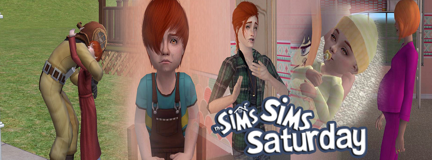 The Sims 2 Ultimate collection Sims Saturday