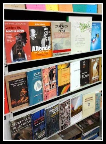 """""""Londres 38, Londres 2000"""" en la Feria Internacional del Libro de Santiago de Chile"""