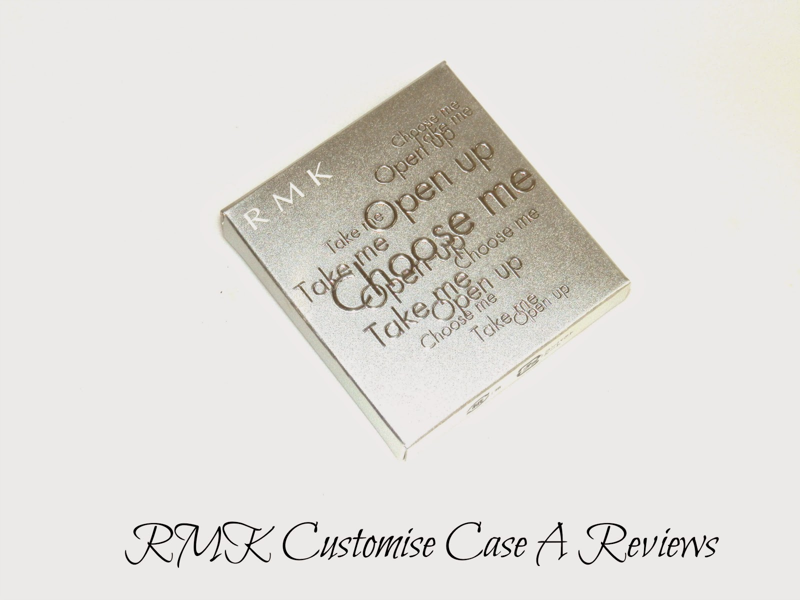 RMK Customise Case A Reviews