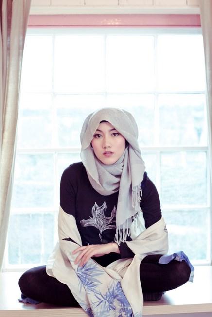 Hijab Igo paling cantik