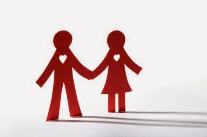 Walking Together Towards God (The Perfect Love Triangle)